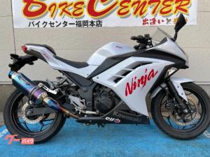 カワサキ/Ninja 250 BEETマフラー 前後タイヤ新品