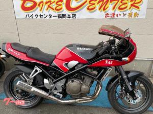 スズキ/Bandit250LTD ヨシムラマフラー