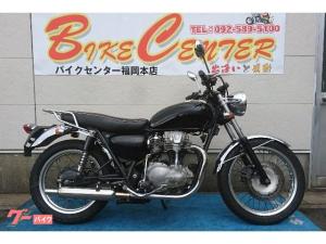 カワサキ/W650 マフラーカスタム