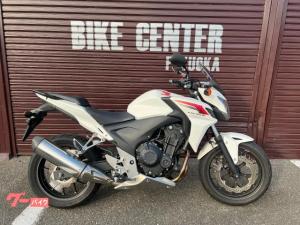 ホンダ/CB400F ETC装着