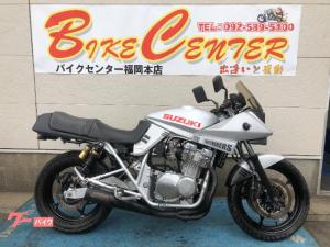 スズキ/GSX400S KATANA ヨシムラサイクロン&FCRキャブ
