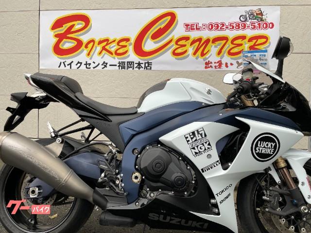 スズキ GSX-R1000 バックステップの画像(福岡県