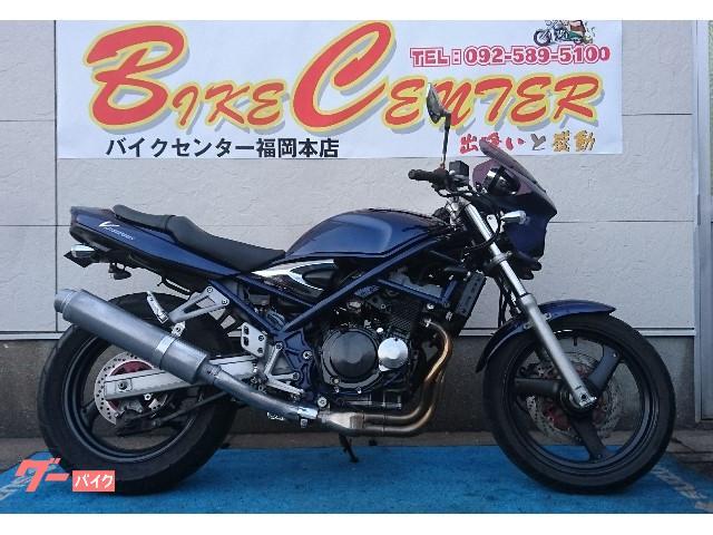 スズキ Bandit250V マフラーの画像(福岡県