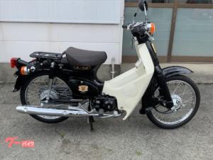 ホンダ/スーパーカブ50 50周年記念モデル ワンオーナー