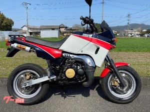 ヤマハ/TDR80 カスタム チャンバー