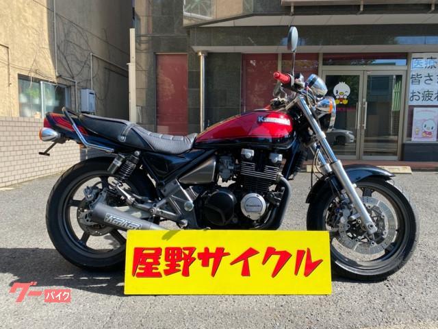 カワサキ ZEPHYRχ 生産終了モデルの画像(鹿児島県