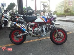 ホンダ/モンキー タケガワスカットエンジン