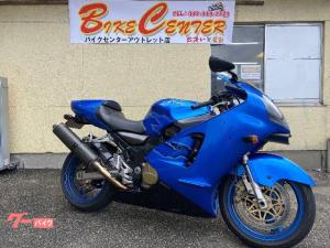 カワサキ/Ninja ZX-12R マフラー改 シートカウル