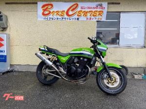 カワサキ/ZRX400 ストライカーマフラー フェンダーレス