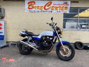 スズキ/GSX400インパルス マーシャル アップハンドル