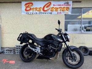 スズキ/GSR400 パニアステー