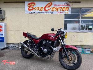 カワサキ/ZRX400-II プリティー4-2-1鳴 マーシャルイエロー Z2タイプシート ハリセパ