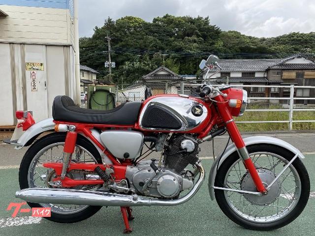 ホンダ CB72 タイプ1の画像(福岡県