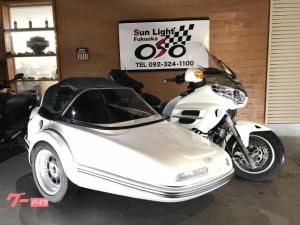 ホンダ/ゴールドウイング GL1800 サイドカー