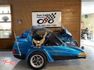 ホンダ/ゴールドウイング GL1500 サイドカー