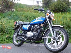 カワサキ/Z400RSカスタム