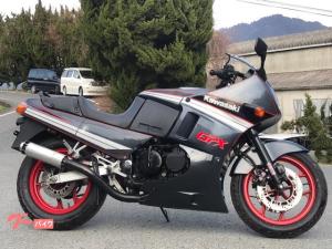 カワサキ/GPX400R マフラー バックステップ