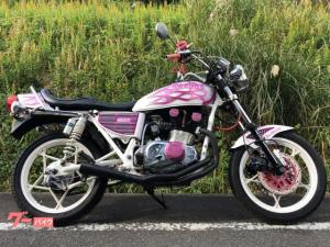 スズキ/GS400 カスタム