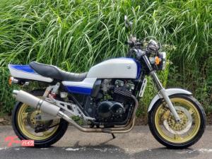 スズキ/GSX400インパルス GK7CA フルエキ
