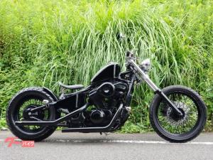 ホンダ/スティード400 ブラックカスタム