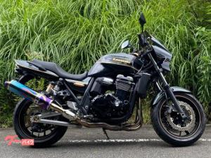 カワサキ/ZRX1200 DAEG BEETマフラー