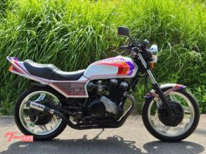 ホンダ/CBX400F カスタムペイント