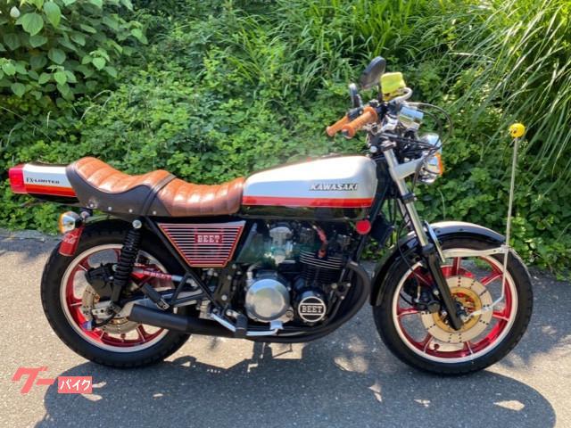 カワサキ Z400FX リミテッド仕様 アルミスイングアーム 昭和55年モデルの画像(福岡県