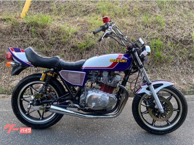 スズキ GS400 フルカスタムの画像(福岡県