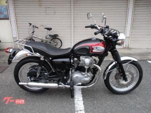 カワサキ/W650 規制前