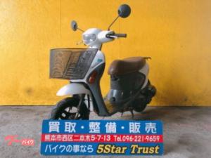 スズキ/レッツ4G インジェクション