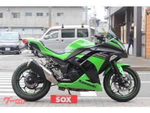 カワサキ/Ninja 250 SE グーバイク鑑定車