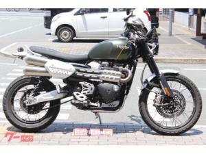TRIUMPH/スクランブラー1200XC ノーマル