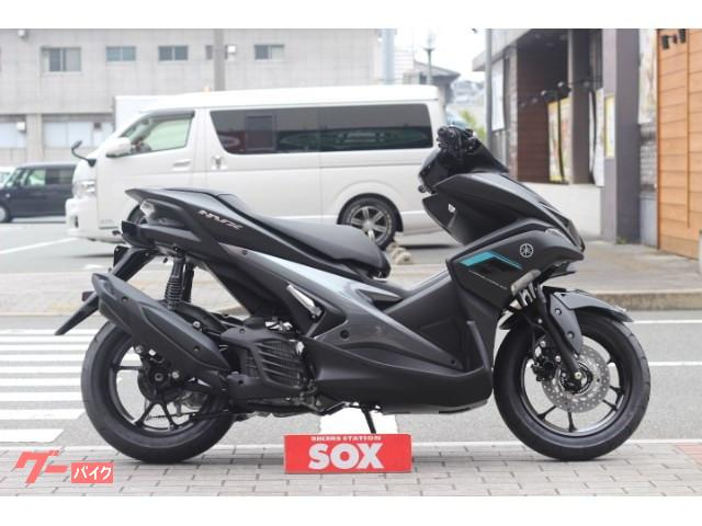 ヤマハ NVX125 国内未発売モデルの画像(福岡県