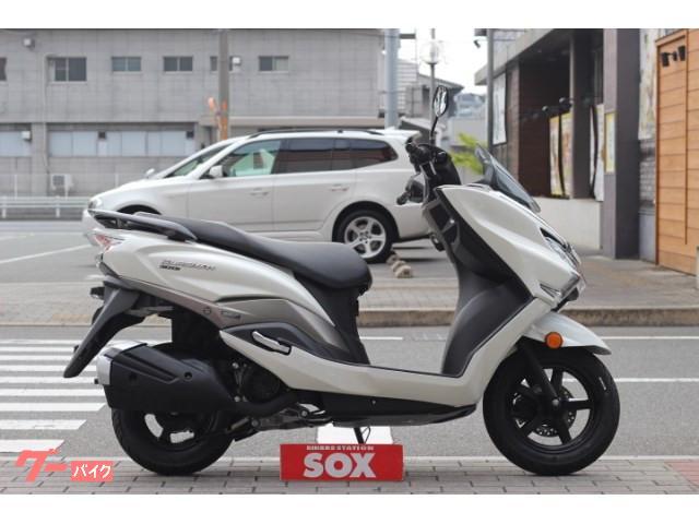 スズキ バーグマン125 インジェクション 国内未発売モデルの画像(福岡県