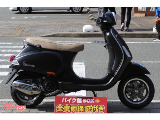 VESPA VXL125 インジェクション LEDヘッドライト搭載 国内未発売モデルの画像(福岡県