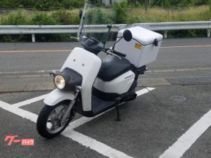 ホンダ/ベンリィ110 4サイクル インジェクション スクリーン リアボックス付き タイヤ前後新品