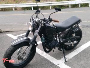 ヤマハ/TW200 社外マフラー
