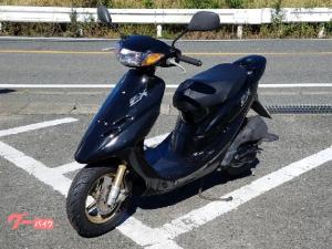 ホンダ/ライブDio ZX 2サイクル メットイン 外装新品 タイヤ前後新品 本物3番エンジン