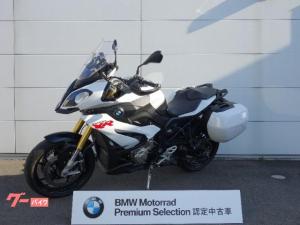 BMW/S1000XR プレミアムSTD 2016年モデル パニア ETC 認定中古車