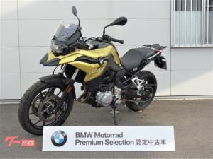BMW/F750GS スタンダード 2019年モデル ETC BMW認定中古車