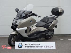 BMW/C650GT 2013年モデル トップケース BMW認定中古車