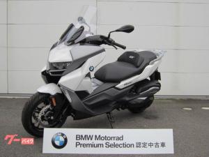 BMW/C400GT 2019年モデル BMW認定中古車