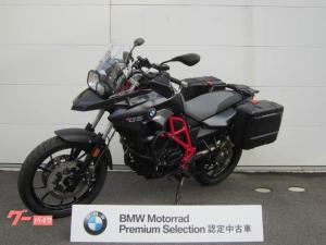 BMW/F700GS プレミアムライン 2017年モデル ETC BMW認定中古車