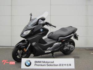 BMW/C650スポーツ 2017年モデル ASC装備 グリップ&シートヒーター BMW認定中古車 スペアキー&取説あり