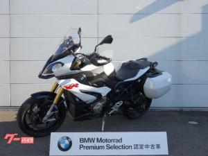 BMW/S1000XR プレミアムSTD 2016年モデル パニア ETC クルコン BMW認定中古車 スペアキー&取説あり