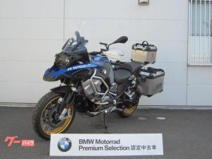 BMW/R1250GS Adventure ナビ アルミ3点パニア ヒルスタートコントロール クルコン BMW認定中古車 スペアキー&取説