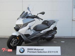 BMW/C400GT 2020年モデル ETC ASC シートヒーター ドラレコ BMW認定中古車
