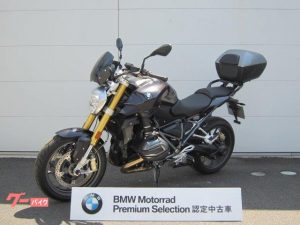 BMW/R1200R 2018年モデル ETC トップケース スクリーン HPレバー シフトアシストプロ BMW認定中古車 スペアキーあり