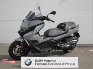 BMW/C400GT 2020年モデル ETC グリップ&シートヒーター LEDヘッドライト BMW認定中古車 スペアキー&取説あり