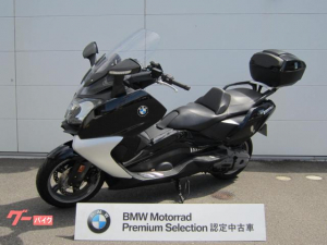 BMW/C650GT 2016年モデル ABS ASC ETC2.0 電動スクリーン BMW認定中古車 スペアキーあり